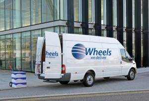 Wheels Large Van
